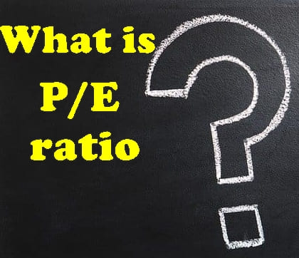 The P/E ratio: you should know how it works